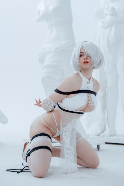 2B By Alina Becker From NieR:Automata