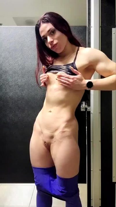 All The Captions About Nice Tits, But What About Just A Decent Body?