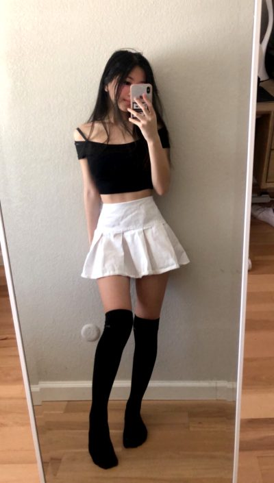 Are There Any Daddies That Always Wanted A Good Little Asian Girl?