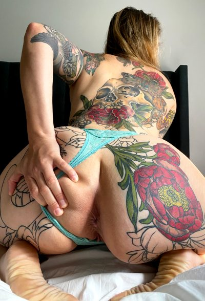 Are Thick Girls With Tattoos Your Type?