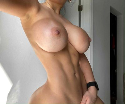 Busty & Really Fit