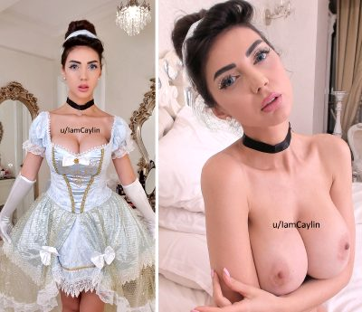 Cinderella Cute And Sexy By Caylinlive