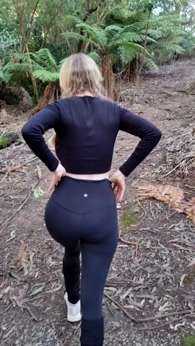 Come Hiking With Me