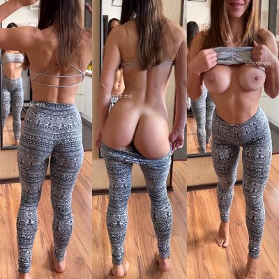 Do I Look Sexy In These Yoga Pants?🥰