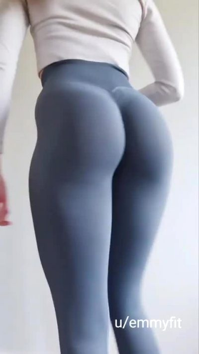 Do You Like My Ass In These Tight Leggings?