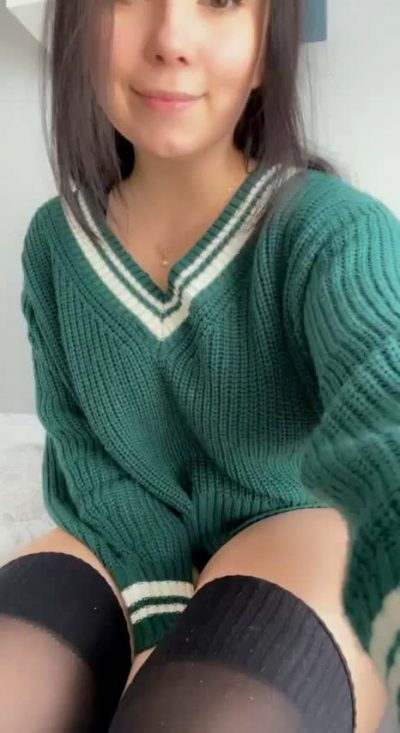 Do You Like What's Under This Sweater?