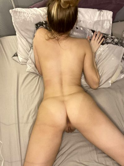 Does My Little Butt Look Cute Enough Here?