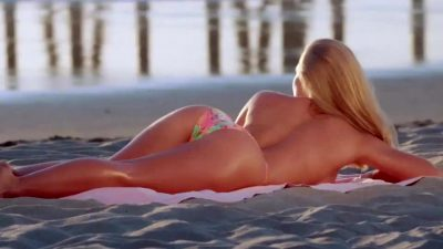 Early Jaime Pressly Appearance On Baywatch
