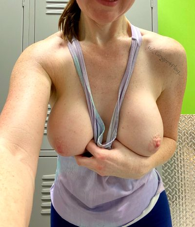 Fresh From The Gym And Ready For Sexy Frex