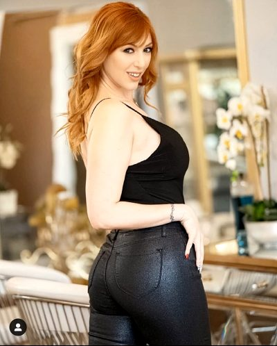 Great Ass In Black Jeans