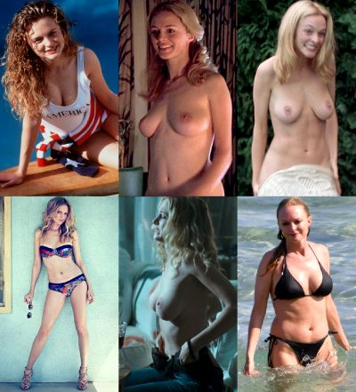 Heather Graham Has Aged Beautifully Over The Last 30 Years