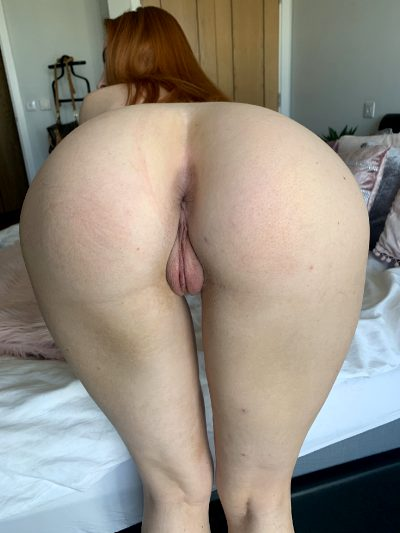 Hope You Like It From The Back As Much As I Do