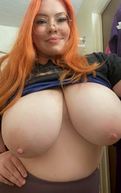 Hoping My Boobs Do Something For You