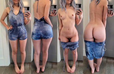 How Can I Convince You To Pull My Romper Down And Fuck My Tight Korean Pussy?