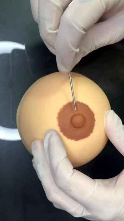 How Peircing Is Done