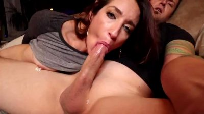 I Love Sucking On That Cock Until He Explodes!