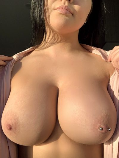 I Want Your Mouth On My Tits 👅😍