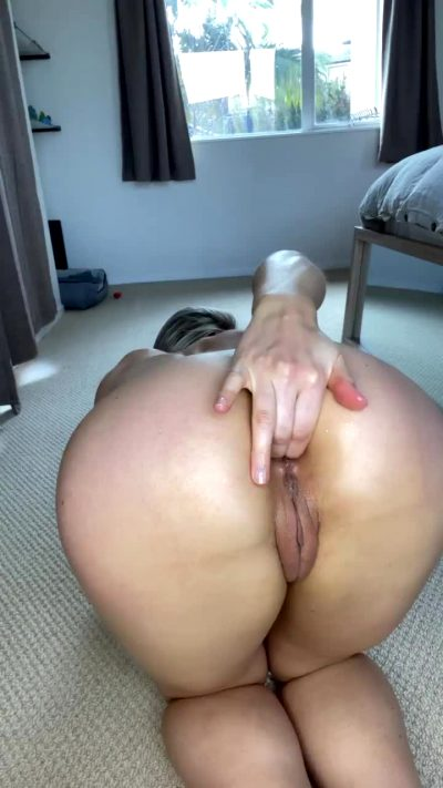 Is It Bad How Much I Love Playing With My Ass? OC