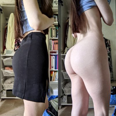 Is It Better Without The Skirt?