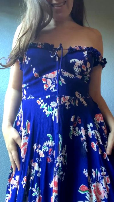 Is This The Right Way To Take Off A Sundress?