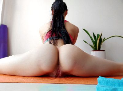 Let My Fat Japanese Pussy Split On Your Bwc?