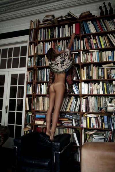 Marisa Papen Likes To Read