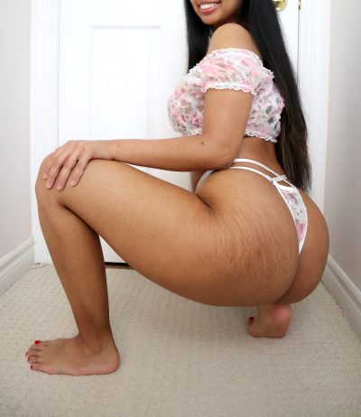 My Ass Is Covered In Tiger Stripes, Would You Let Me Bounce It On You?