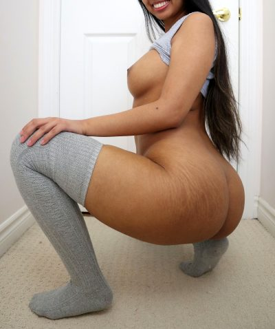 My Ass Is Covered In Tiger Stripes, Would You Still Let Me Bounce It On Your Cock?