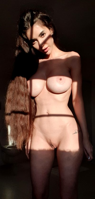 My First Nude Here… Hope You Like It 💕