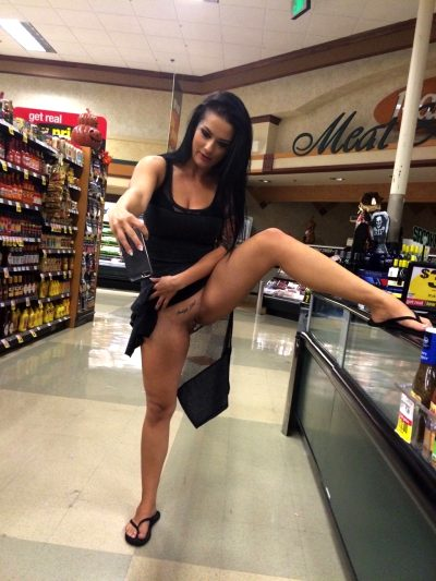 She's Looking For The Meat Section…