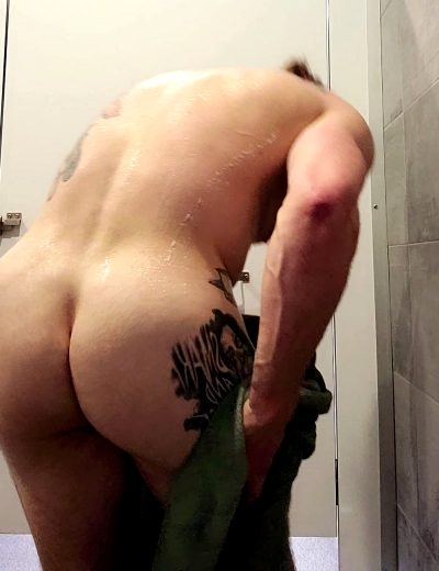 Soapy Butt