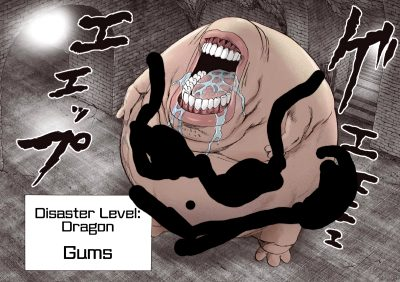 Somebody Show This To Murata So Gums Can Survive
