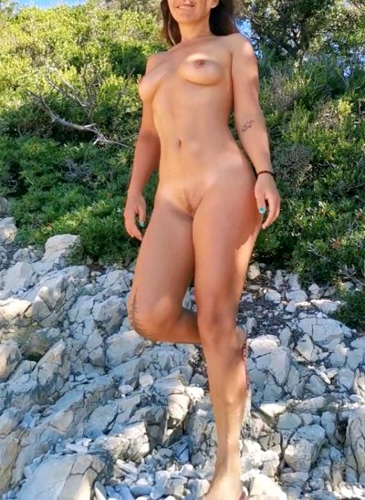 Spent My Whole Vacation Naked And I Think I Know Why So Many Boats Stopped In The Small Bay Where I Was Camping 😊