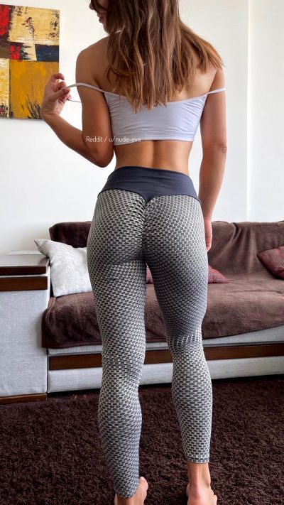 Strip Me And Use Me After Yoga Training 😜💦💦