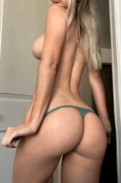 The Thong Should Come Off, Do You Agree?