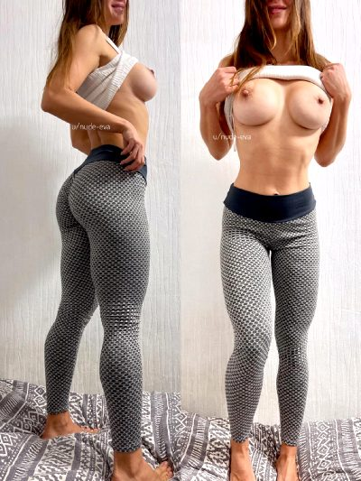 This Is One Of My Yoga Pants😇