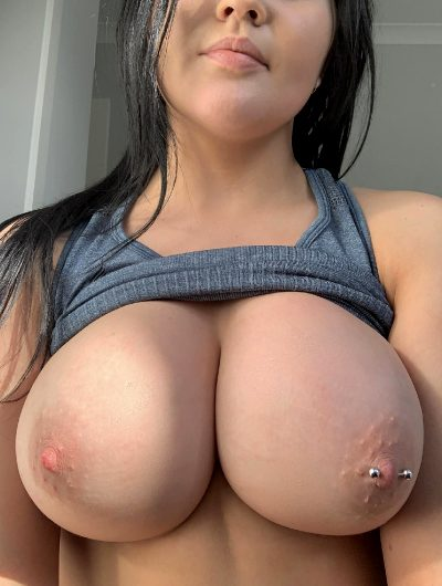 Want To Hold Onto These While We Fuck? 😉