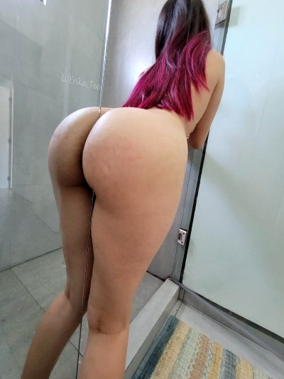 Wondering If My Bubble Butt Is Enough To Make Your Cock Twitch?