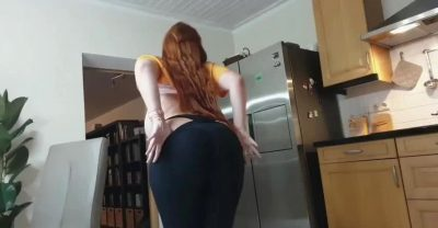Would You Date A Girl With An Ass Like Mine?
