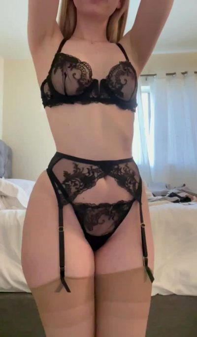 Would You Fuck Me In This Or Take It Off?