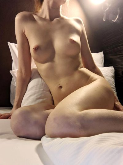 Would You Join Her In Her Hotel Room?