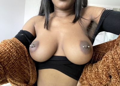 Would You Like To Taste To My Chocolate Boobies? They're Sweeter Than They Look!
